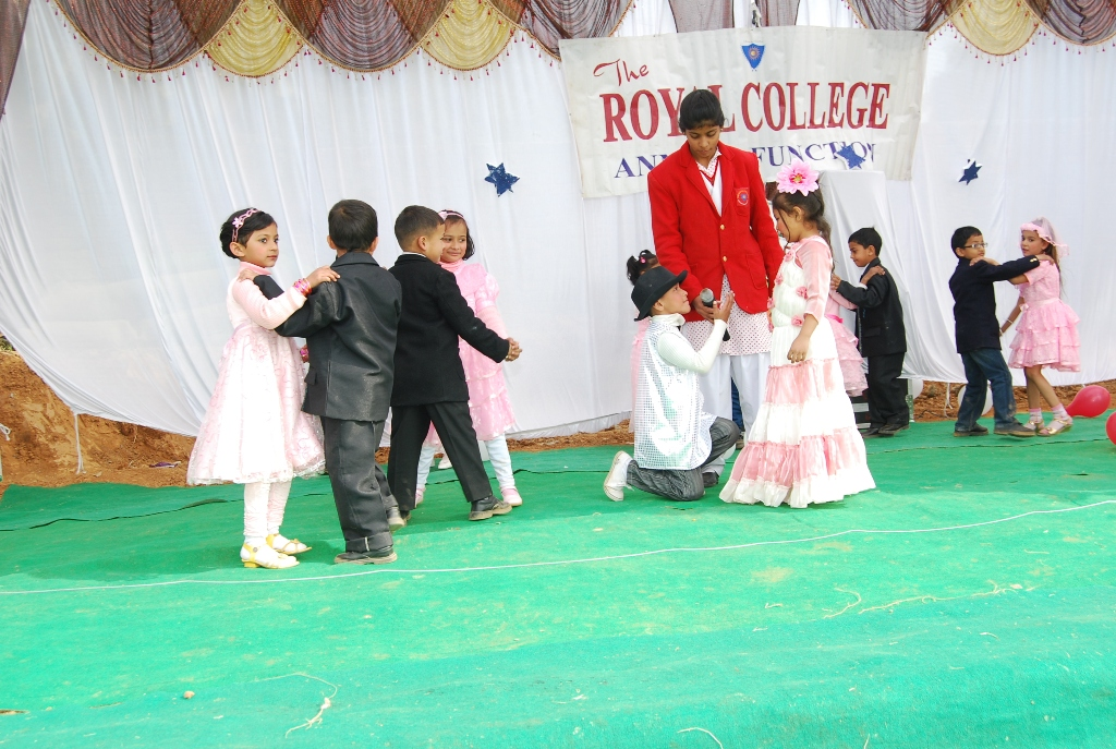 "annual function of college Annual function-2015, ballet dance"" by biyani girls college, top girls college in rajasthan."