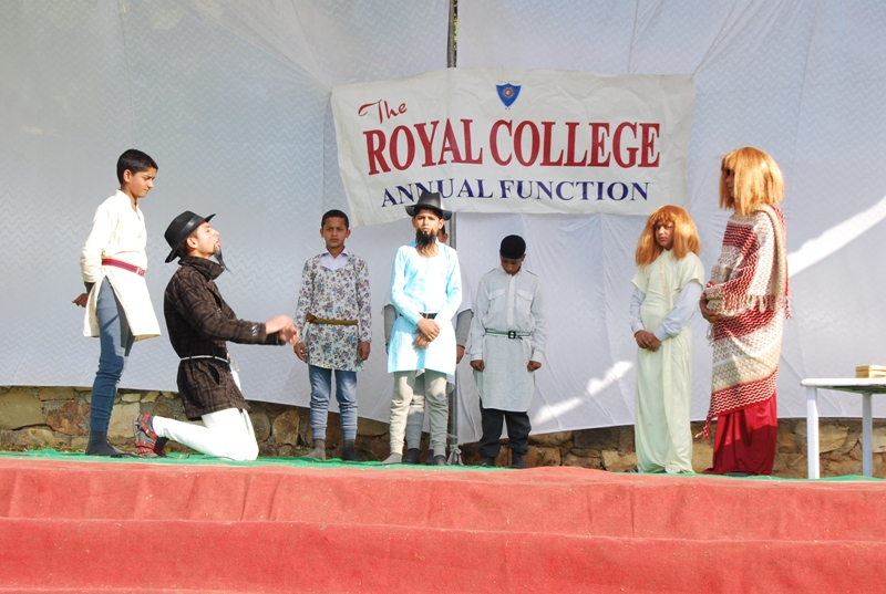 Celebration of Annual Day-2015