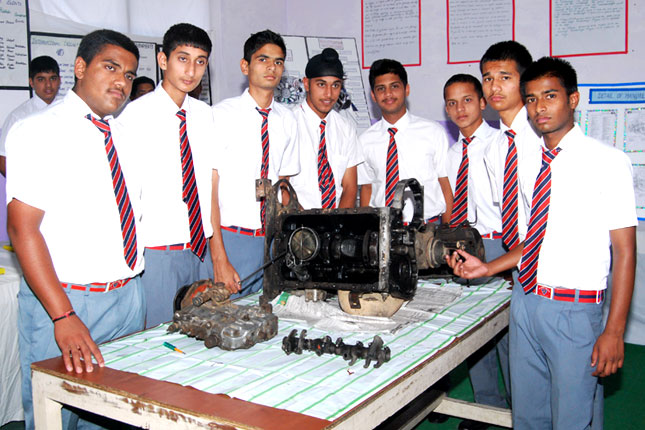 exhibition at dehradun school